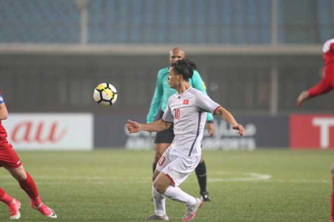 U23 Việt Nam vs U23 Syria: bảng D, VCK U23 châu Á