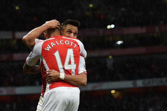 """Arsenal bán Sanchez, siêu cải tổ: Săn """"pháo ba nòng"""" cực khủng 1"""