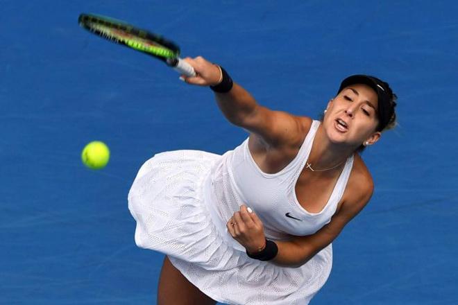 Hết hồn mỹ nhân Australian Open: Váy ngắn hững hờ, làm loạn vì chuối 3