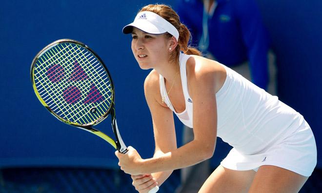 Hết hồn mỹ nhân Australian Open: Váy ngắn hững hờ, làm loạn vì chuối 2