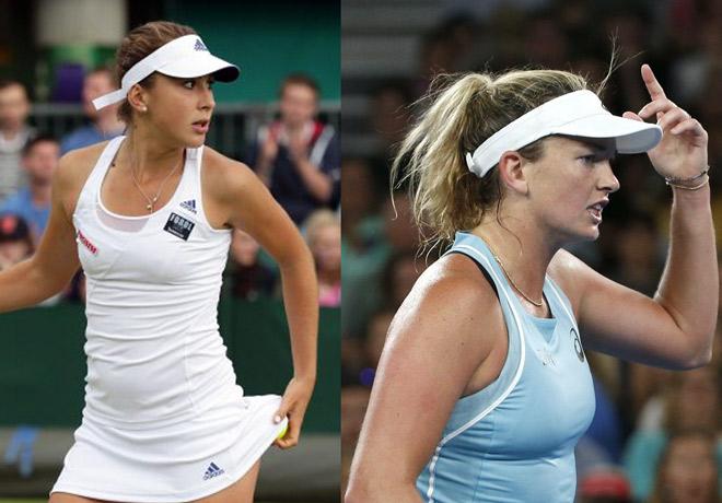 Hết hồn mỹ nhân Australian Open: Váy ngắn hững hờ, làm loạn vì chuối 1