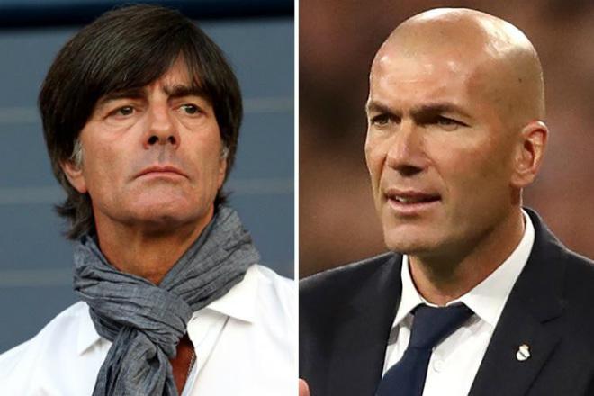 """""""Máy chém"""" HLV ở Real: Perez xử Zidane mời nhà vô địch thế giới - 2"""