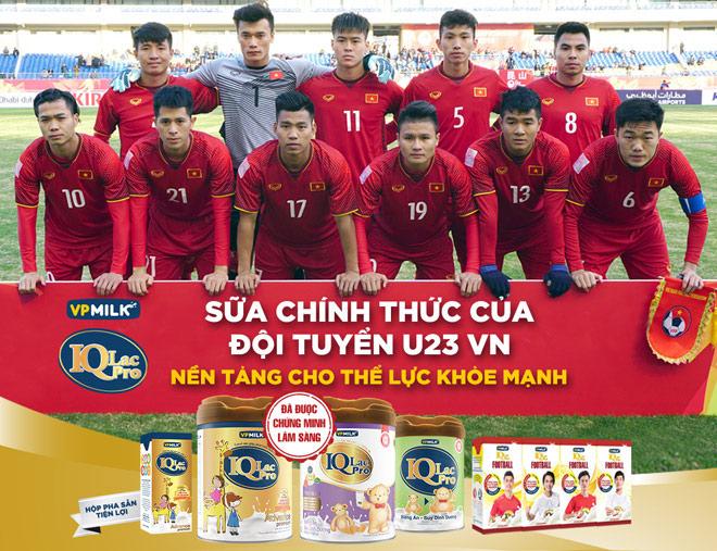 U23 Việt Nam: Sung sức các chiến binh làm sững sờ giải U23 châu Á - 5