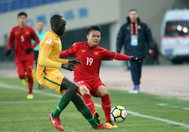 U23 Việt Nam: Sung sức các chiến binh làm sững sờ giải U23 châu Á - 3