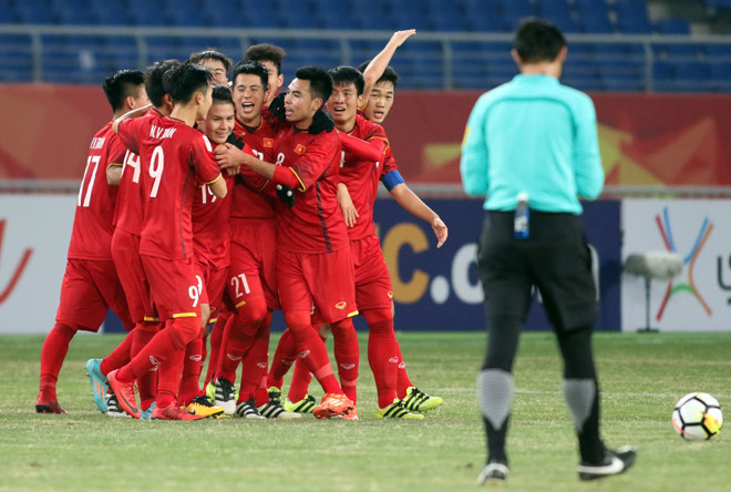 U23 Việt Nam: Sung sức các chiến binh làm sững sờ giải U23 châu Á - 4