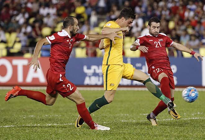 U23 Hàn Quốc - U23 Australia: Đại tiệc 5 bàn, bù giờ nghẹt thở - 1