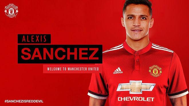 """""""Bom tấn"""" rung chuyển: Sanchez đồng ý đến MU, ẵm 1.900 tỷ đồng 1"""