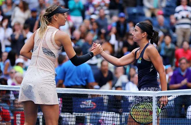 """Trực tiếp Australian Open 18/1: Mỹ nhân Bourchard, """"khắc tinh"""" Federer dừng bước 2"""