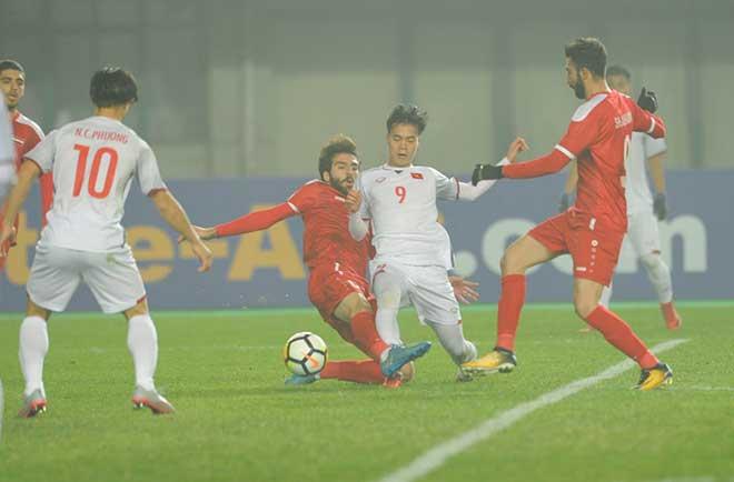 U23 Việt Nam - U23 Syria: Lăn xả chiến đấu, nghẹn ngào lịch sử sang trang 2