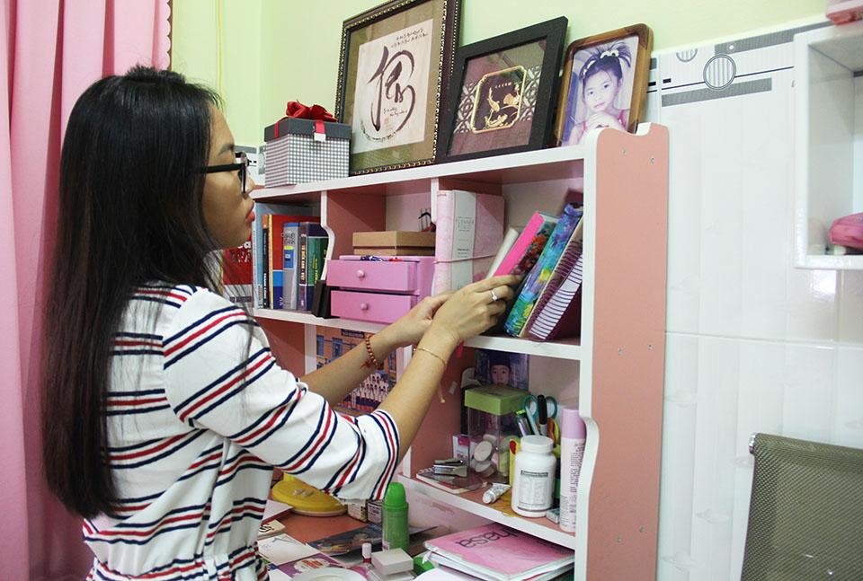 Nhà nhỏ được cơi nới, chứa hơn 1.000 bộ áo dài của Phương Mỹ Chi ở Sài Gòn - 3