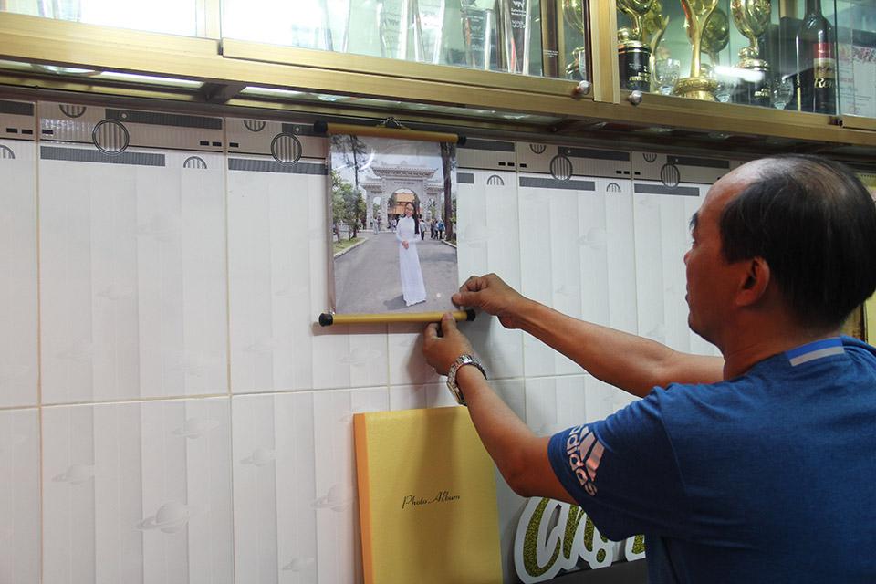 Nhà nhỏ được cơi nới, chứa hơn 1.000 bộ áo dài của Phương Mỹ Chi ở Sài Gòn - 15