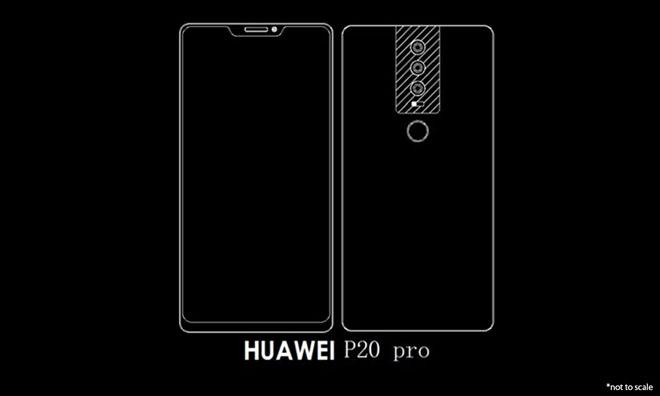 """Huawei P20 Pro """"lộ hàng"""" trên benchmark, sở hữu tỷ lệ màn hình cao cấp 19:9 - 2"""