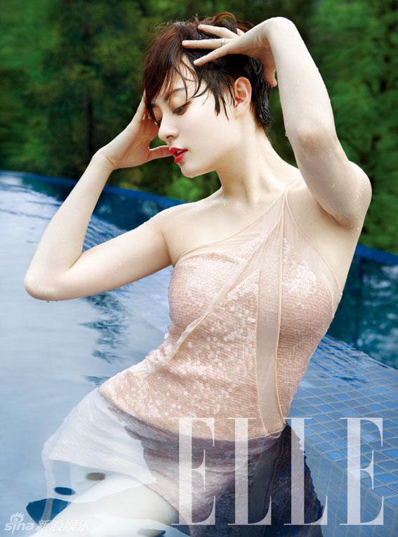 Top mỹ nhân Hoa ngữ đông fan nhất: Angela Baby vượt mặt Phạm Băng Băng - 4