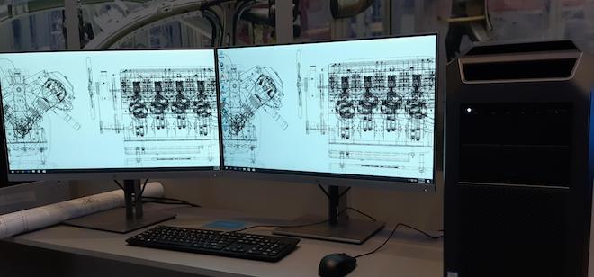 """HP công bố máy trạm """"siêu khủng"""": CPU hỗ trợ tối đa 56 luồng, 3TB RAM - 3"""