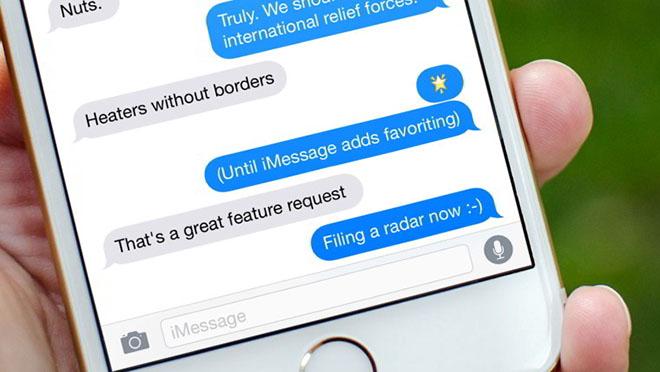 Cảnh giác dòng tin nhắn có thể khiến iPhone đóng băng hoặc bị khóa