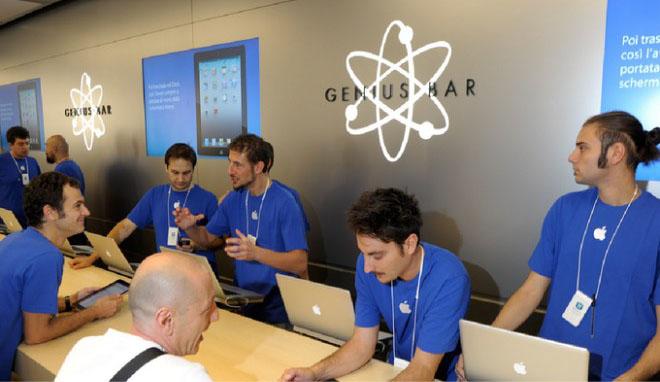 Mẹo cài đặt ứng dụng đặc biệt mà chỉ nhân viên Apple mới có