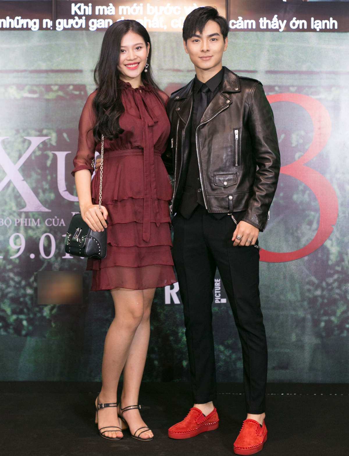 Ông xã Chúng Huyền Thanh nói về tin vợ có bầu bỏ thi Hoa hậu Hoàn vũ - 1