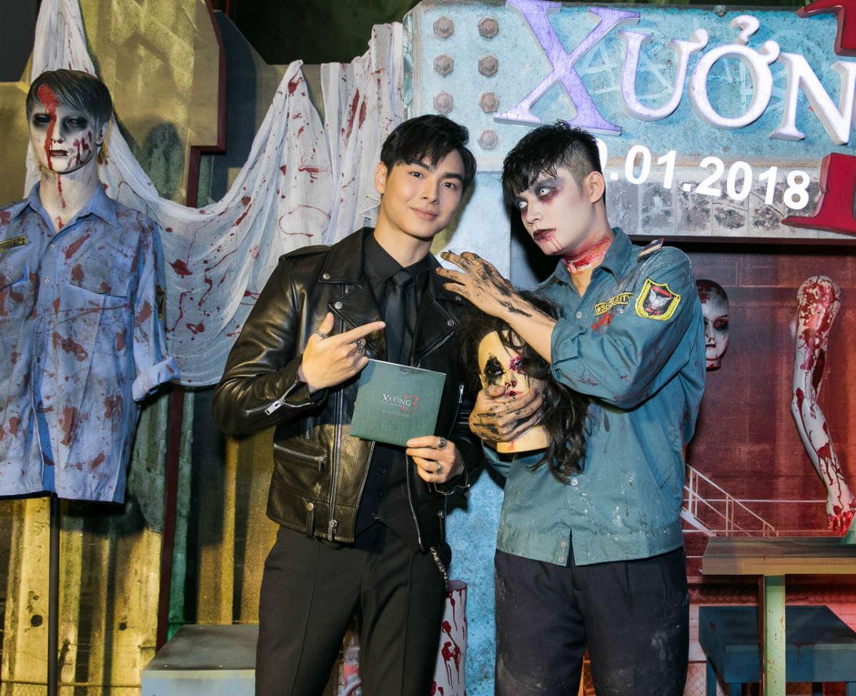 Ông xã Chúng Huyền Thanh nói về tin vợ có bầu bỏ thi Hoa hậu Hoàn vũ - 2
