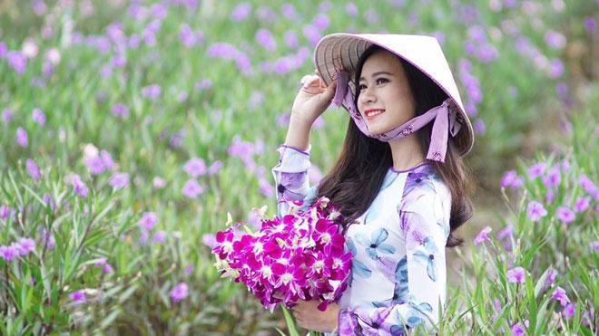 Không thể tin nổi giữa Sài Gòn có cánh đồng hoa đẹp đến thế! - 9