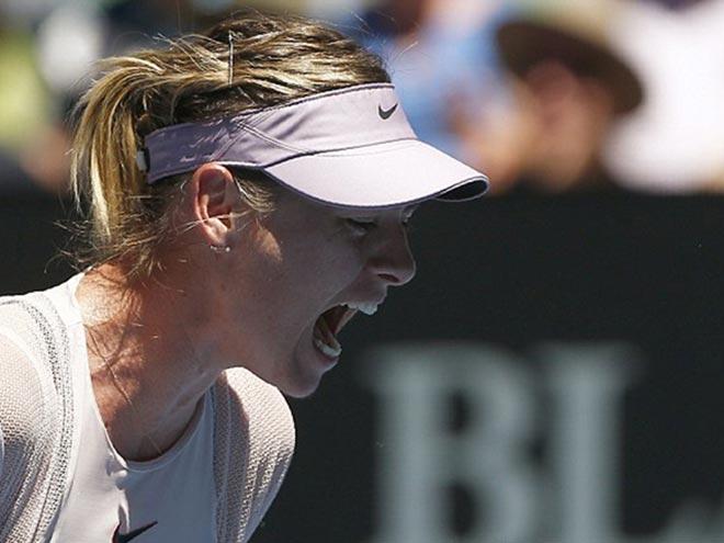 Sharapova - Sevastova: Chiến thuật bất ngờ, không kịp trở tay (Vòng 2 Australian Open) 1