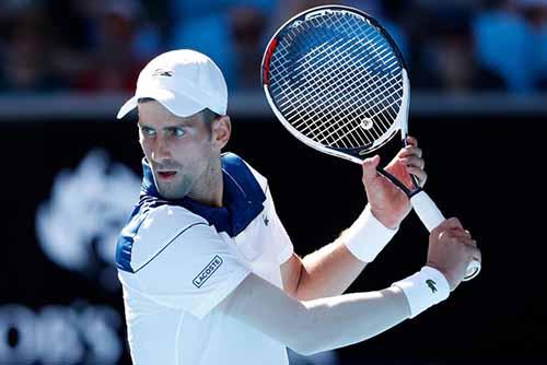 Chi tiết tennis Djokovic - Monfils: Chiến quả xứng đáng (KT) 5