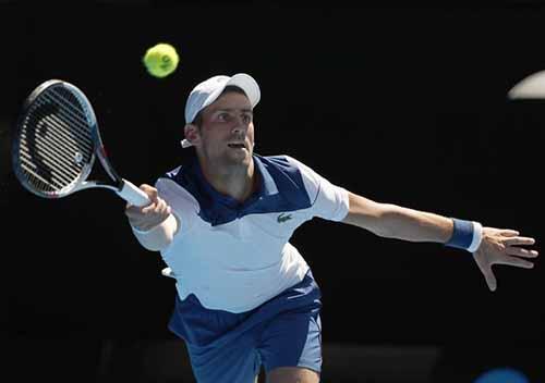 Chi tiết tennis Djokovic - Monfils: Chiến quả xứng đáng (KT) 6