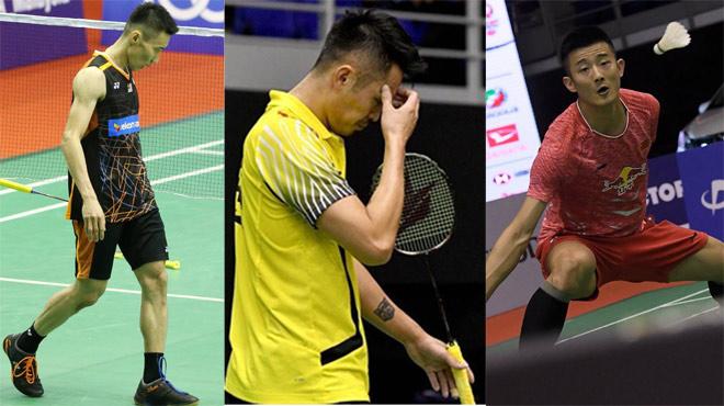 Chấn động cầu lông toàn sao: Lee Chong Wei, Lin Dan, Chen Long thua sạch 1