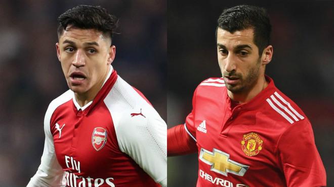 Chuyển nhượng HOT 18/1: Wenger bật mívụ Sanchez – Mkhitaryan 1