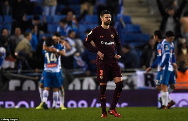 Messi lại gặp ác mộng phạt đền, Barca ôm hận đứt mạch 30 trận bất bại - 2