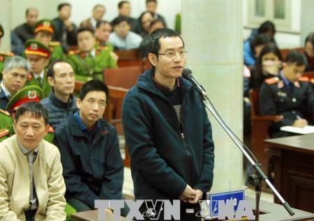 """Tòa xử ông Đinh La Thăng và đồng phạm: Những phát ngôn """"sốc"""""""