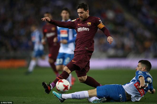 Barcelona: Cựu sao Real rực sáng & nhát kiếm chí tử-Video bàn thắng