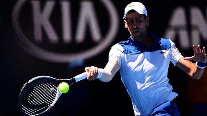 Djokovic - Monfils: Ngược dòng quả cảm, kịch chiến 3 giờ (V2 Australian Open) 2