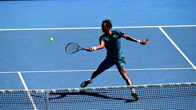 Djokovic - Monfils: Ngược dòng quả cảm, kịch chiến 3 giờ (V2 Australian Open) 1