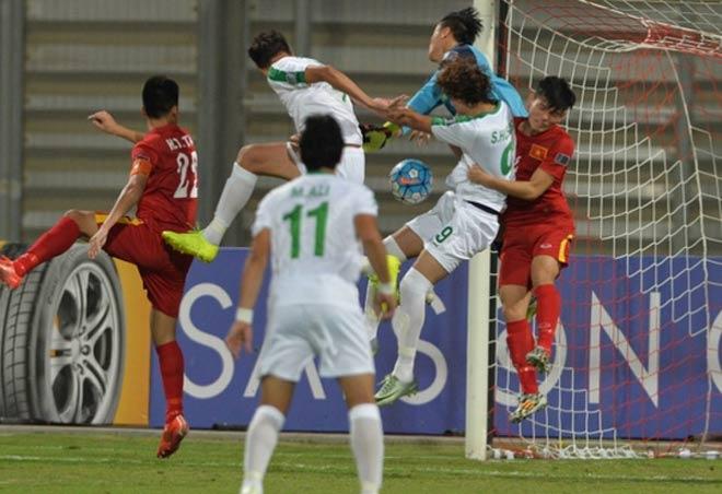 """U23 Việt Nam đấu Iraq ở tứ kết: Đối thủ mặt quá """"già"""", nghi án về tuổi 2"""