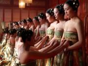 Thời trang - Đỏ mặt trước đồ lót phóng khoáng của phụ nữ Trung Quốc xưa