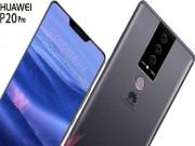 """Dế sắp ra lò - Huawei P20 Pro """"lộ hàng"""" trên benchmark, sở hữu tỷ lệ màn hình cao cấp 19:9"""