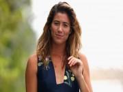 """Thể thao - Australian Open: """"Nữ hoàng"""" tennis quấn khăn tắm, triệu fan phát sốt"""