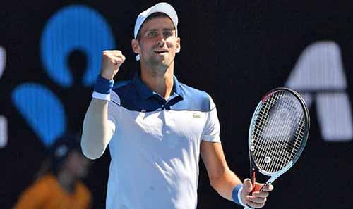 Chi tiết tennis Djokovic - Monfils: Chiến quả xứng đáng (KT) 3