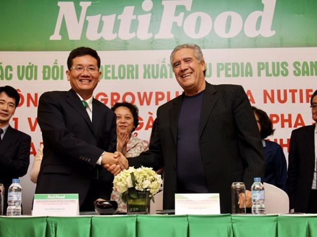 Lần đầu tiên sữa trẻ em Việt 'tấn công' 300 siêu thị Mỹ