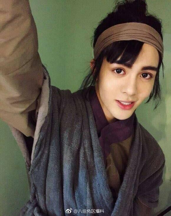 Tạo hình của Trương Vô Kỵ phiên bản mới khiến fan sửng sốt