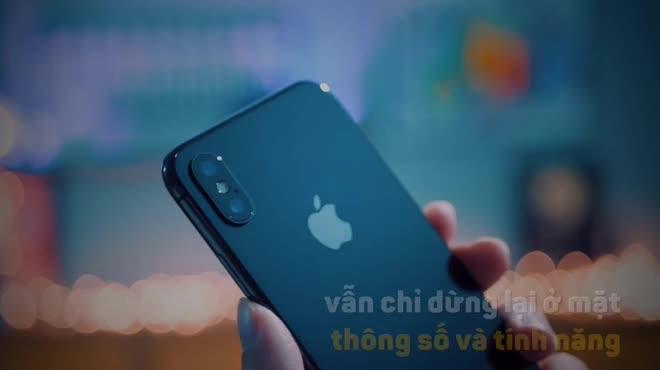 """""""Vạch trần"""" những bí mật được Apple ẩn giấu trong siêu phẩm iPhone X"""