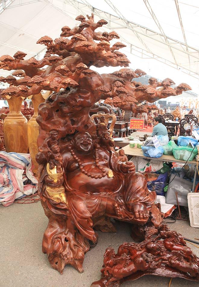 """Sở hữu gỗ lũa quý hình """"rùa hóa rồng"""", chủ nhân ra giá 600 triệu - 9"""