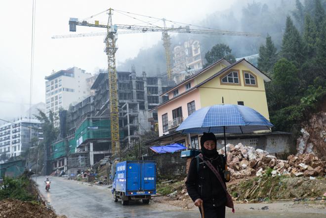 """Xứ sở sương mù đẹp nhất Việt Nam bị """"băm nát"""", du khách chán nản - 12"""