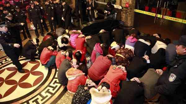 Vì sao tệ nạn mại dâm đang bùng nổ ở Trung Quốc?