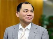 """Tài chính - Bất động sản - Tài sản của 2 tỷ phú Phạm Nhật Vượng, Nguyễn Thị Phương Thảo """"tăng chóng mặt"""""""