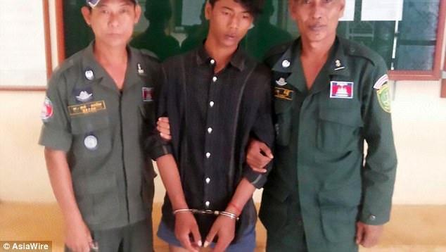 Campuchia: Giả làm chồng, hiếp dâm cô dâu đúng đêm tân hôn - 1