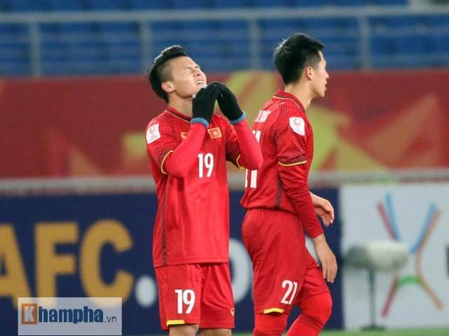 U23 Việt Nam thắng Iraq kỳ tích ngất ngây: Điều kỳ diệu châu Á 5