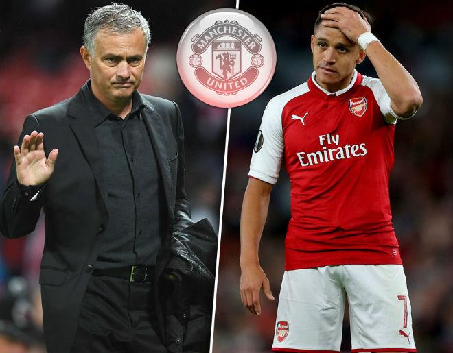 """MU mua """"bom tấn"""" Sanchez: Ngây thơ mắc mưu Arsenal? 1"""