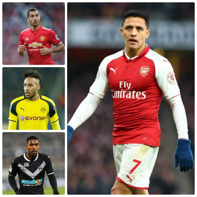 """MU mua """"bom tấn"""" Sanchez: Ngây thơ mắc mưu Arsenal? 2"""