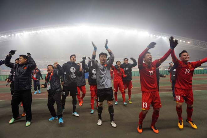 U23 Việt Nam thắng Iraq kỳ tích ngất ngây: Điều kỳ diệu châu Á 2